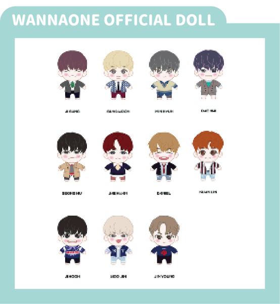 WANNA ONE DOLL-01
